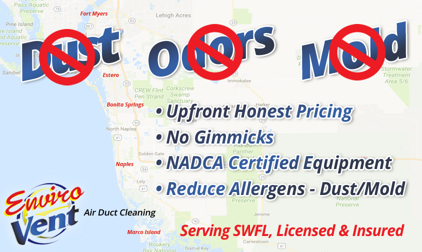 Enviro Vent Air Duct Cleaning Co